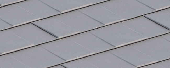 Bright-Silver Wakefield Bridge Steel Shingles