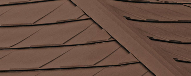 Caramel Wakefield Bridge Metal Shingles