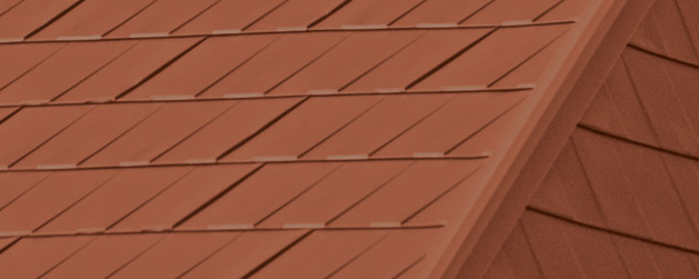 Tuscan_Clay Colour Wakefield Bridge Steel Shingle