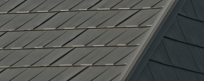 Volcanic-Stone Colour Wakefield Bridge Steel Shingles