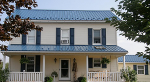 Benefits of Steel Roofing