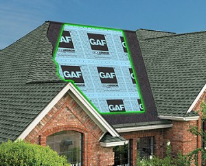 GAF Roof Deck Protection