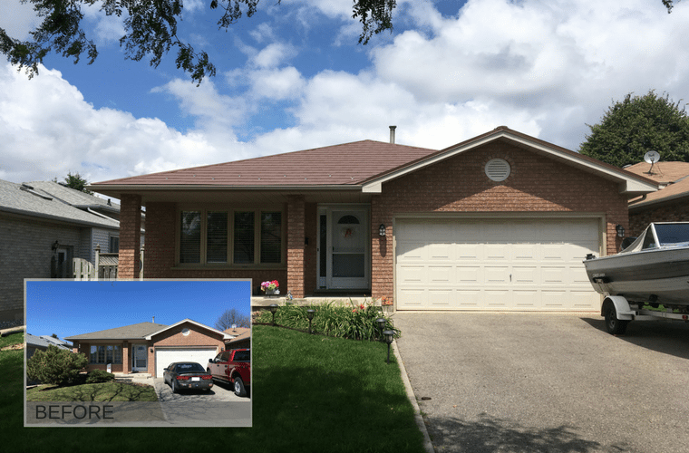 Before And After Photos Of Roofing Siding Windows And