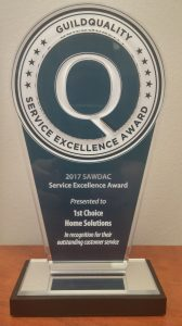 SAWDAC Customer Service Excellence Award