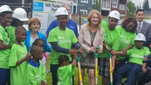 Groundbreaking Habitat for Humanity Forbes