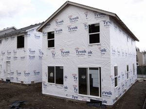 Insulating House Wrap
