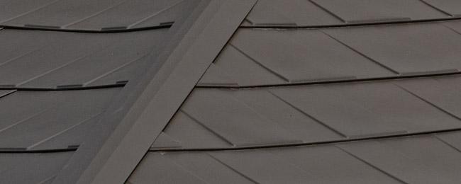 Granite Grey Wakefield Bridge Metal Shingle