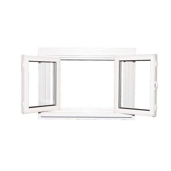 Double Slider Tilt Window