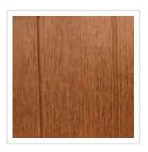 Cinnamon Colour Shake Siding - KayCan
