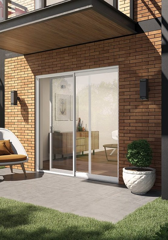630 PVC Patio Door Novatech