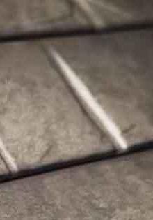 CertainTeed Matterhorn Slate Metal Roofing Close Up