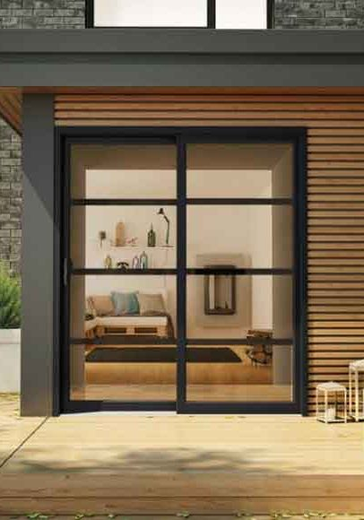 Element Patio Door