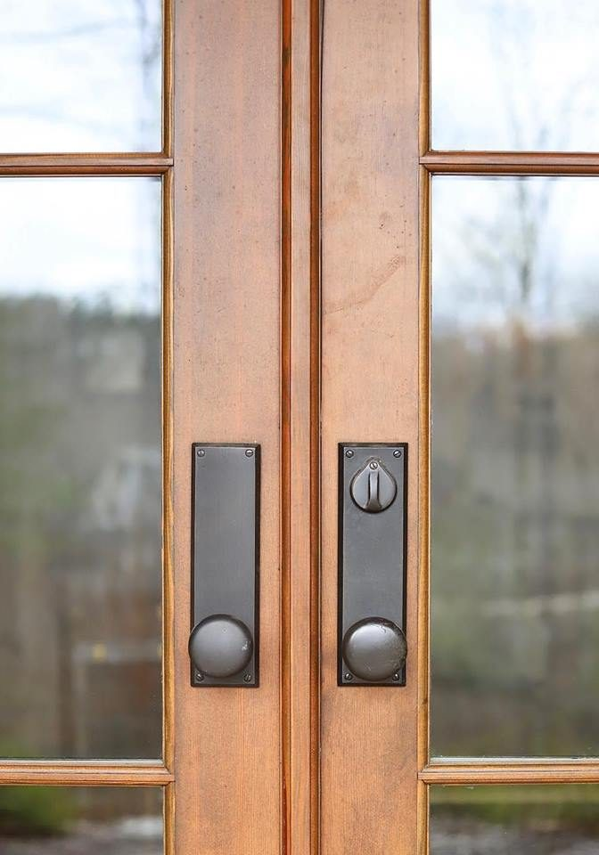 Emtek Door Hardware in Sandcast Bronze