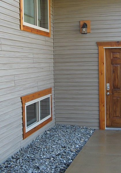 Hardwood Valley II vinyl siding