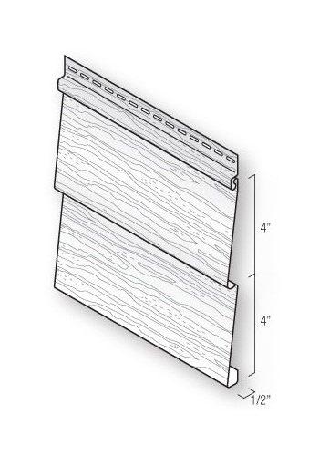 Regular verona siding profile