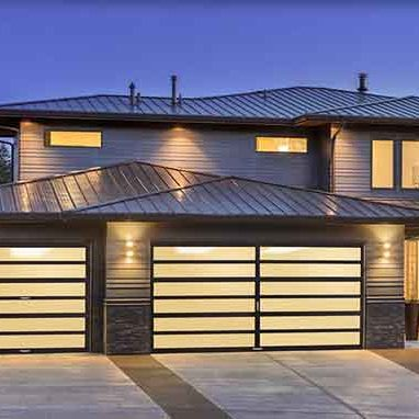 Speciality Garage Door Design, Amarr