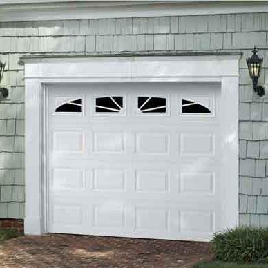 Traditional Garage Door Amarr