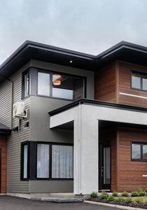 Urbanix Aluminum Siding House Example2