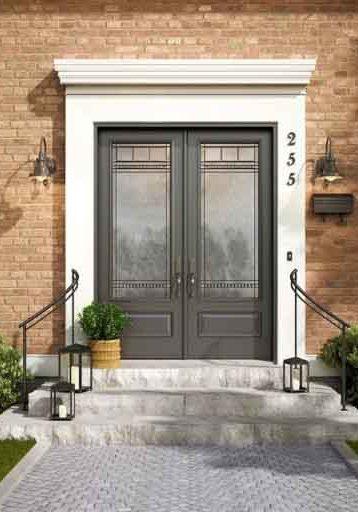 novatech moncton style steel door
