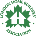 London home builders association logo