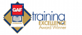 training excellence award winner